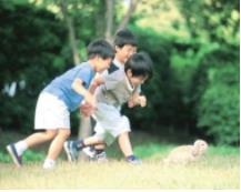 运动对于孩子来说有哪些好处呢? 宝宝情商推动力